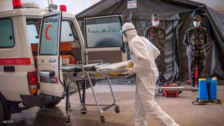 إصابات كورونا في المغرب