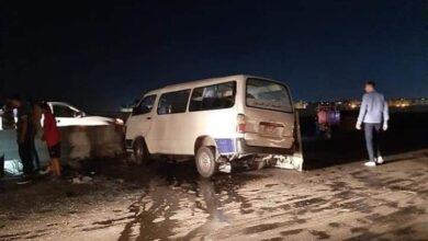 Photo of تفاصيل حادثي أسيوط والسويس المروعين اللذان راح ضحيتهما 15 شخص و14 مصاب