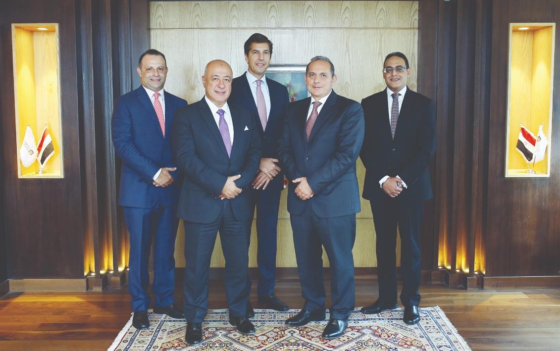 أداء البنك الأهلي المصري