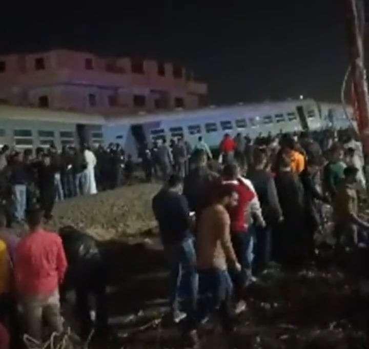 حادث قطار الشرقية