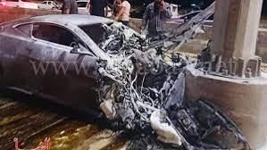 Photo of تفاصيل حادث سيارة «أستون مارتن» في السويس ومصرع ابن رجل أعمال مصري