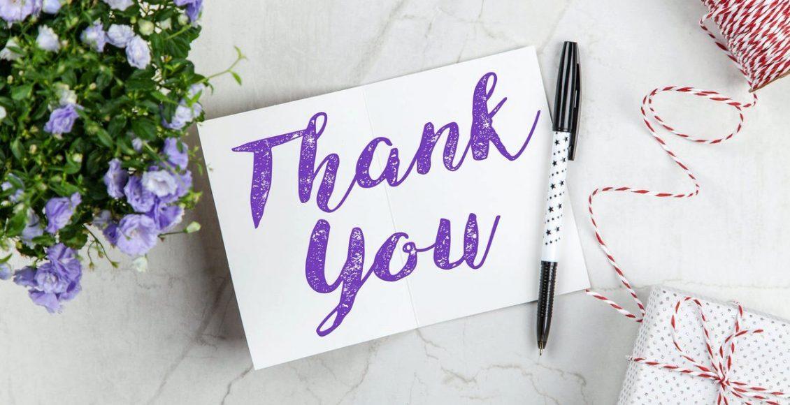 رد على شكر شخص
