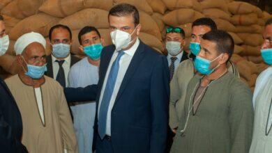 Photo of رئيس البنك الزراعي: ورّدنا نصف مليون طن قمح بـ2.4 مليار جنيه منذ بداية الموسم