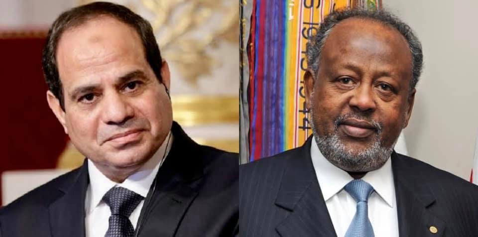 زيارة الرئيس السيسي لجيبوتي