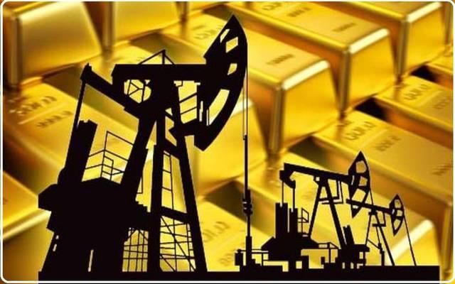 اسباب تراجع الذهب والنفط