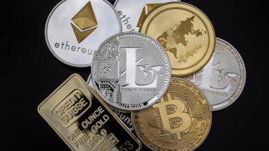 Photo of رغم تراجع «بيتكوين».. قفزة جماعية في أسعار العملات الرقمية اليوم