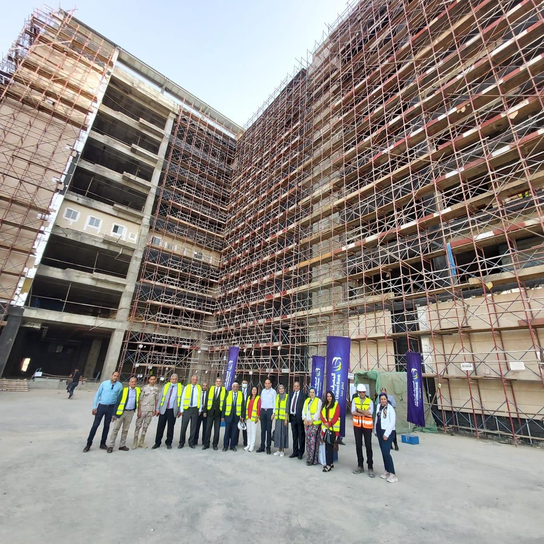 المقر الجديد للمصرف المتحد في العاصمة الإدارية الجديدة