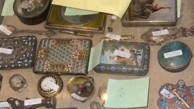 Photo of «مغارة علي بابا» تفتح أبوابها من جديد.. تعرف على قصة الكنز المٌكتشف بالزمالك