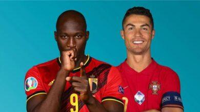 Photo of مواجهة نارية بين «البرتغال» و« بلجيكا» في قمة مبكرة بثمن نهائي يورو 2020
