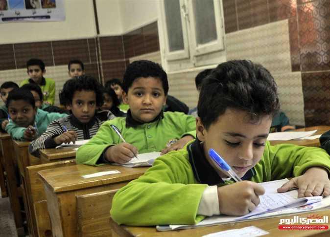 حضور وغياب طلاب المدارس