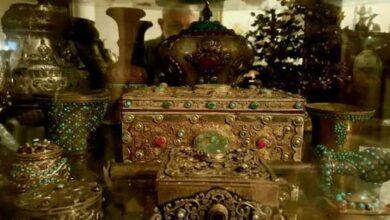 Photo of تفاصيل تحقيقات النيابة في قضية «شقة الزمالك» بعد العثور على 2907 قطعة ذهبية وأثرية