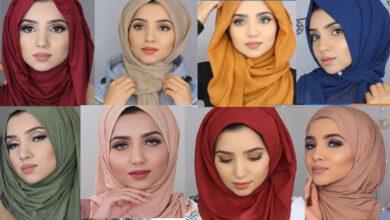 Photo of تعرفي على كيفية اختيار الحجاب المناسب لوجهك وأحدث لفات طرح البنات خلال 2021
