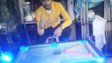 Photo of إقبال كثيف على شراء طاولات البلياردو خلال العيد