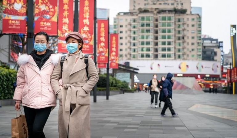 بؤرة جديدة في الصين