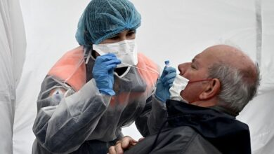 Photo of كورونا خلال 24 ساعة.. 38 إصابة جديدة في مصر وأمريكا تحفز مواطنيها للحصول على اللقاحات