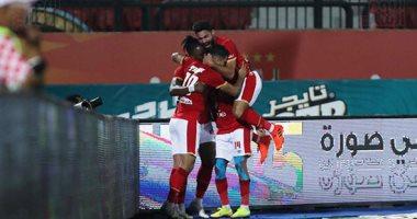 """Photo of """"+90"""" تمنح الأهلي فوزاً قاتلاً علي الإنتاج بثلاثية في صراع الدوري"""