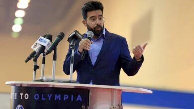 Photo of إسلام قرطام يطعن قضائياً على وقف مهرجان«مستر أولمبيا» في مصر