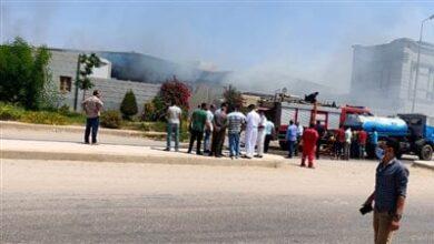 Photo of حريق هائل بمستشفى دشنا المركزي دون وقوع خسائر بشرية