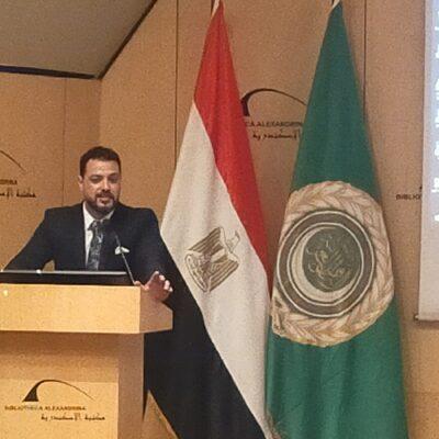محمد البرنس - رئيس الرابطة العربية لتنمية الرياضة المجتمعية