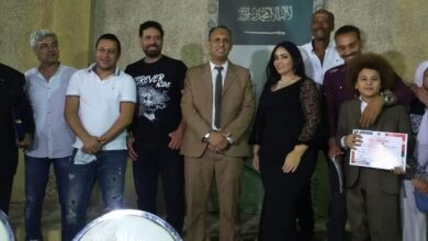 Photo of مؤسسة جماهير الأهلي تُكرم عدداً من الناشئين تحت إشراف الكابتن سمير كمونة