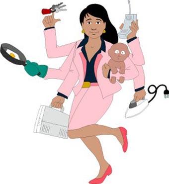 عمل المرأة