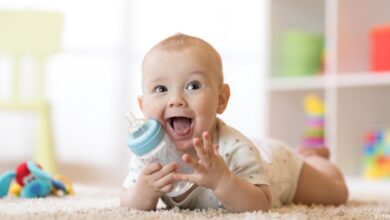 Photo of تعرفي على الأطعمة والكميات المناسبة للطفل الرضيع حتى الفطام