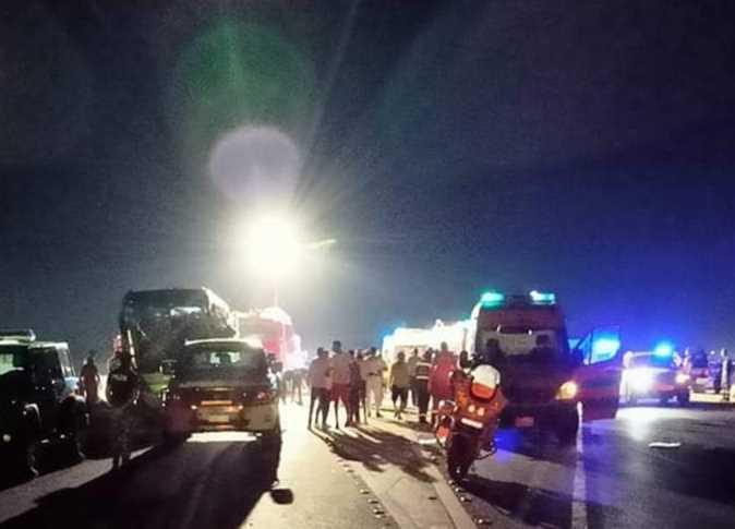 حادث طريق السويس