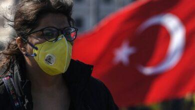 Photo of كورونا خلال 24 ساعة.. 10 وفيات جديدة في مصر وطفرة في إصابات تركيا
