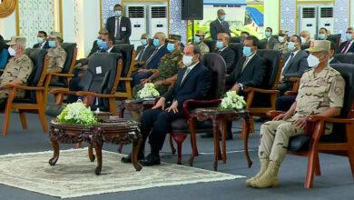 Photo of أبرز رسائل الرئيس السيسي خلال افتتاحه محطة معالجة مصرف بحر البقر اليوم