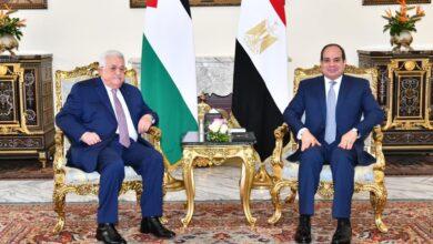 Photo of تفاصيل القمة الثلاثية «المصرية الأردنية الفلسطينية» التي عُقدت اليوم الخميس