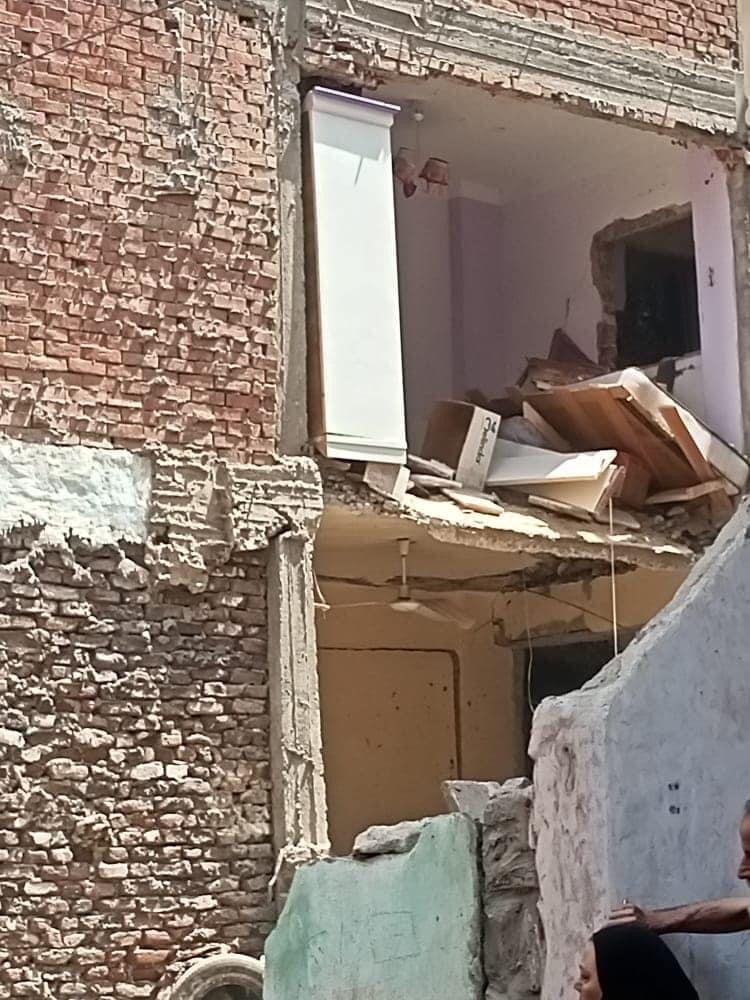 انفجار أسطوانة بوتاجاز