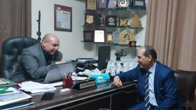 Photo of رئيسا الاتحادين العربيين «التنمية» و«التدريب» يقودان مسيرة التطوير العربي المشترك