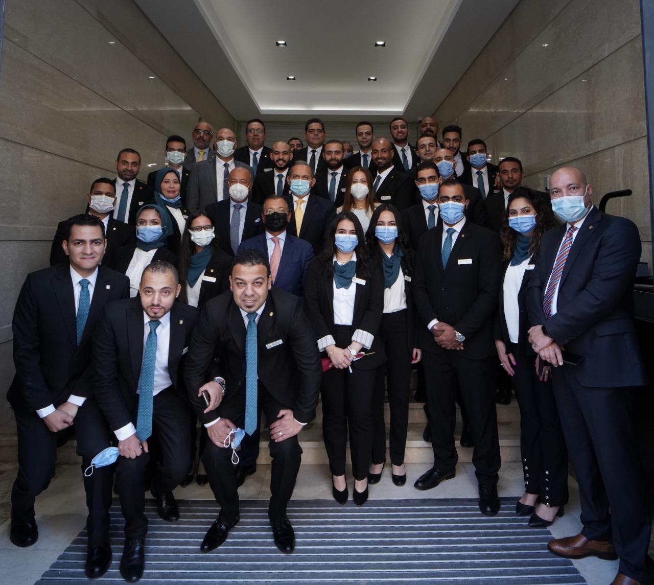 فروع البنك الأهلي المصري