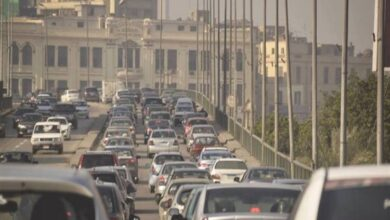 Photo of بالإنفوجراف.. «الحكومة» تكشف تراجع الازدحام المروري في القاهرة الكبرى خلال ساعات الذروة بنسبة 6٪