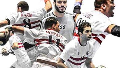 Photo of يد الزمالك خامس العالم بعد الفوز علي الوحدة السعودى