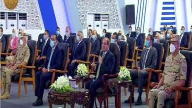 Photo of أبرز رسائل الرئيس السيسي خلال افتتاح مشروعات الإسكان بديل المناطق غير الآمنة