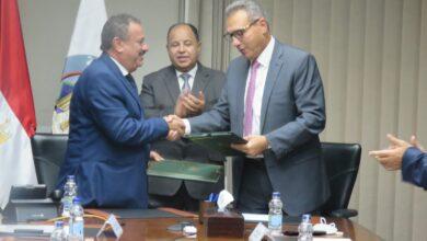 Photo of بروتوكول تعاون بين «الضرائب» و«اتحاد بنوك مصر» للانضمام إلى «الفاتورة الإلكترونية»