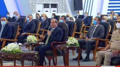 Photo of بث مباشر.. الرئيس السيسي يفتتح مشروعات إسكان بديل المناطق غير الآمنة بالسادس من أكتوبر